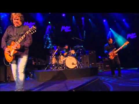 Gary Moore   Still Got The Blues last concert 2010   YouTube