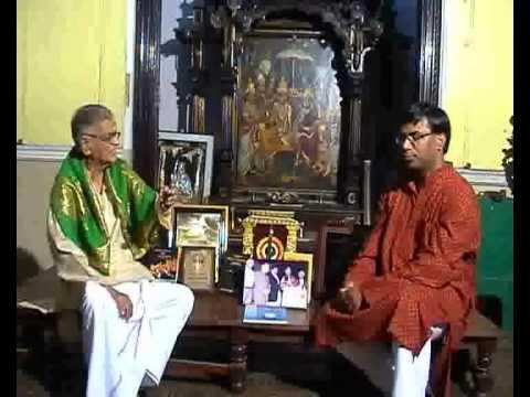 Shri Chitraveena Ravikiran Interviews Prof. Mysore V. Ramarathnam - Part II