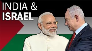 Why did India choose Israel over Palestine? India was strong supporter Palestine