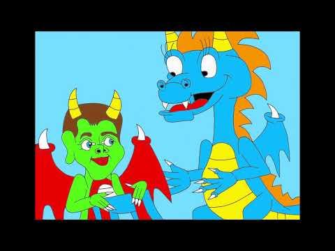 Good Dragon lady loves Richard