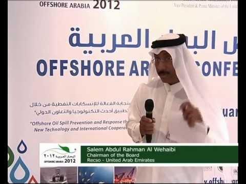 Salem Abdul Rahman Al Wehaibi - Offshore Arabia 2012