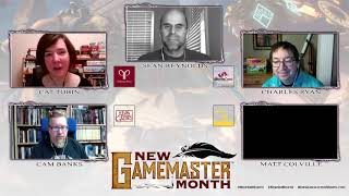 New Gamemaster Month GM Chat