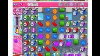 Candy Crush Saga Level 374 second time