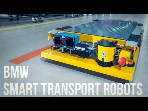 BMW Smart Transport Robots