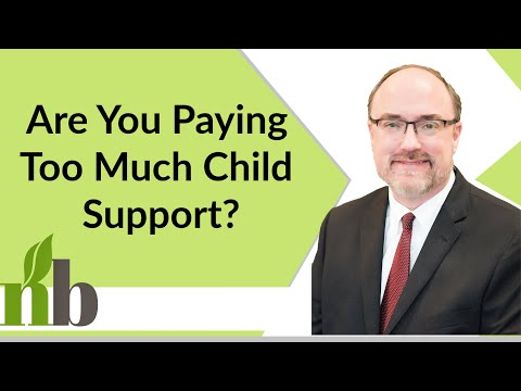Are You Paying Too Much Child Support? | New Beginnings Family Law | Huntsville AL