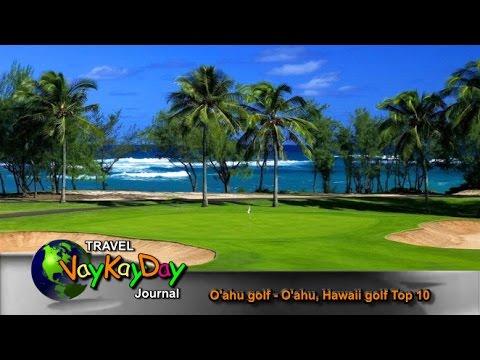 O'ahu Golf - O'ahu Golf Top 10 Courses Hawaii
