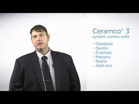 Ceramco 3 Introduction with Casey Miller