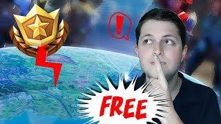 A FREE LANDING (SECRET WEEK 3 - SAISON 4) - Fortnite: Battle Royale