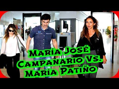 María José Campanario Vs. María Patiño, un duelo que viene de largo