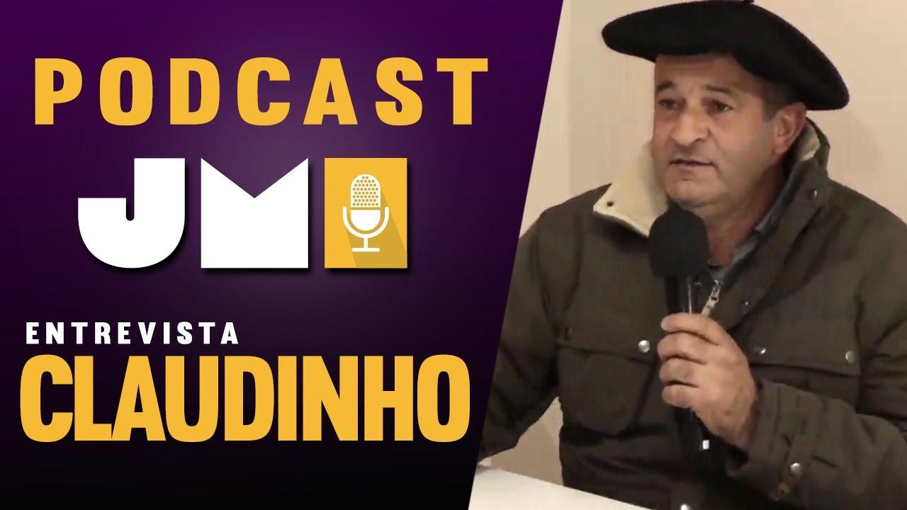 Podcast Juntos e Misturados Entrevista com Claudinho