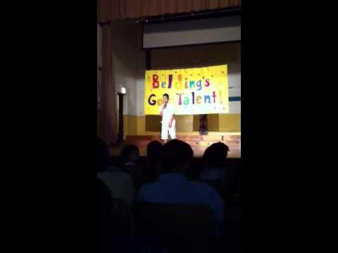 2012 Belding Elementary School Talent Show