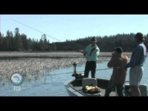 Fishing Central Oregon-Davis Lake