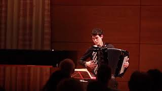 W. A. MOZART, Adagio in B minor KV 540 (Accordion: Iñigo Mikeleiz)