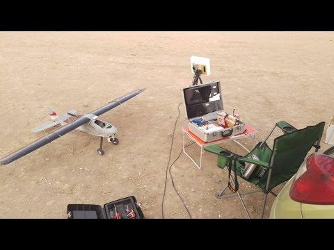 Ranger EX - 15km Long Range Flight