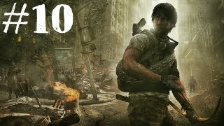 I Am Alive - Gameplay Walkthrough - Part 10 - Train Wreck (Xbox 360/PS3) [HD]