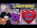 HIGH LIMIT Lightning Cash Heartthrob BONU WIN The Big Jackpot mp3