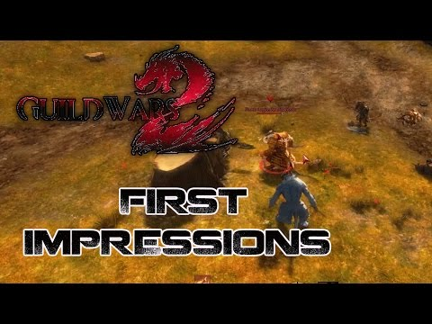 Guild Wars 2 – First Impressions/ First Look – Gameplay 2016 [60FPS 1080p]
