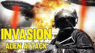 Invasion – Alien Attack (Science-Fiction Film in voller Länge auf Deutsch, Sci-Fi) 👽