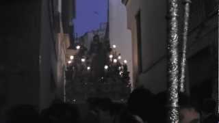 Soberano Poder en Santa Ysabel, Semana Santa de Jerez 2012