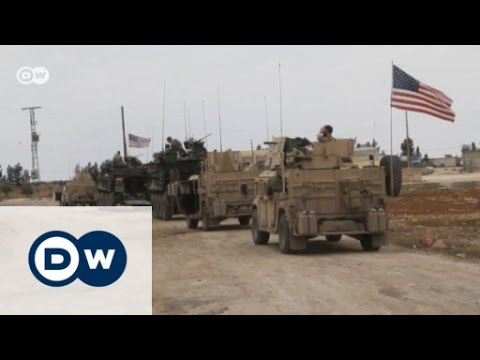 Kein militärischer Sieg in Syrien möglich | DW Nachrichten