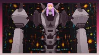 Mega Man Legends - Ending - Final Boss - Mega Man Juno