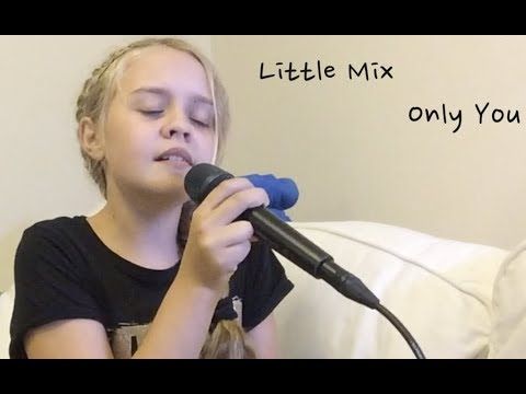 Cheat Codes, Little Mix - Only You - Cover By Mia