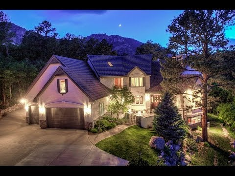 5220 Farthing Dr, Colorado Springs, Colorado, Luxury Home for Sale