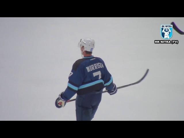 """Hokej (letnУЁ prУprava): HK Nitra т€"""" FehУЉrvУЁr AV19 5:1 (1:1, 2:0, 2:0)"""