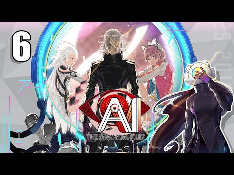 [Stream Archive] AI: The Somnium Files - Fiction Or Reality? ✦ Part 6 ✦ Astropill