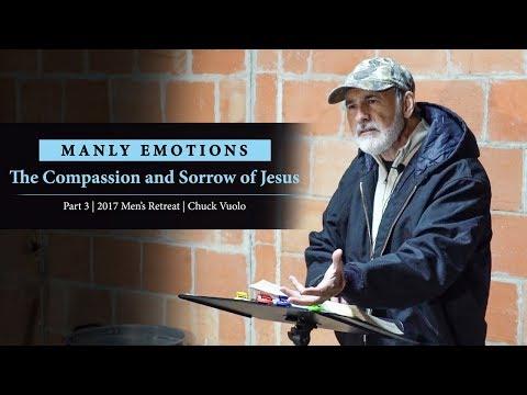 The Compassion and Sorrow of Jesus (Part 3) - Chuck Vuolo