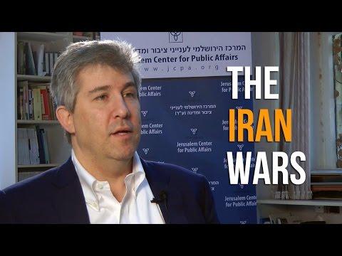 "Jay Solomon, author of ""The Iran Wars"""