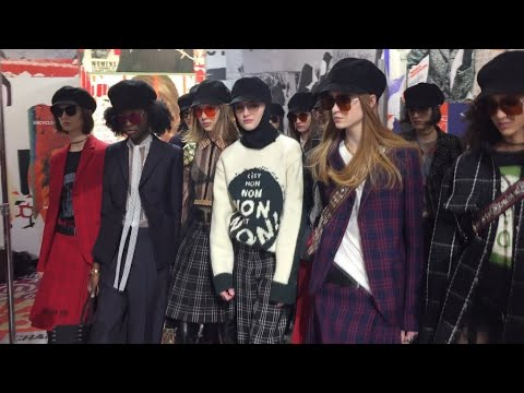 Paris Fashion Week celebrates 50 years since May 1968 protests