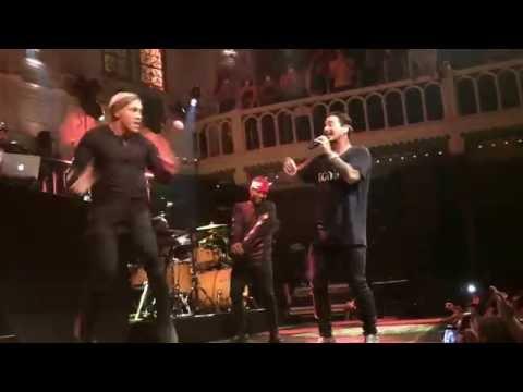 Highlights live performance J. Balvin in Amsterdam The Netherlands November 8 2016