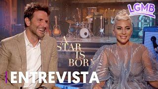 Lady Gaga y Bradley Cooper hablan de