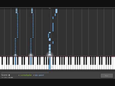 Fullmetal Alchemist Undo Piano