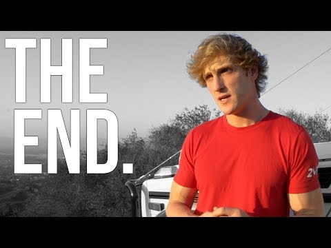 THE END OF LOGAN PAUL VLOGS…
