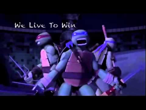 TMNT 2012 We Are One