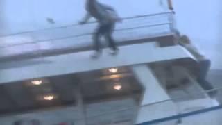 Megladon lives Joy ride sinks!!!