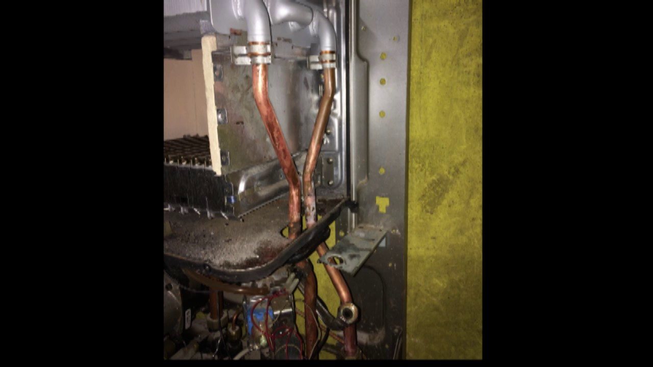Промывка теплообменника котла беретта теплообменник под газовую горелку