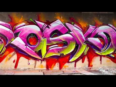 Grafitti from RASKO