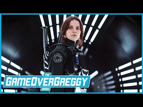 Rogue One's Gary Whitta  The GameOverGreggy  Ep. 159 Pt. 3