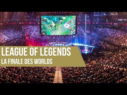 Worlds League of Legends : Le calme avant la tempête