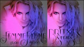 Britney Spears - Womanizer (Electro/Trance Remix) [Official Studio Version]