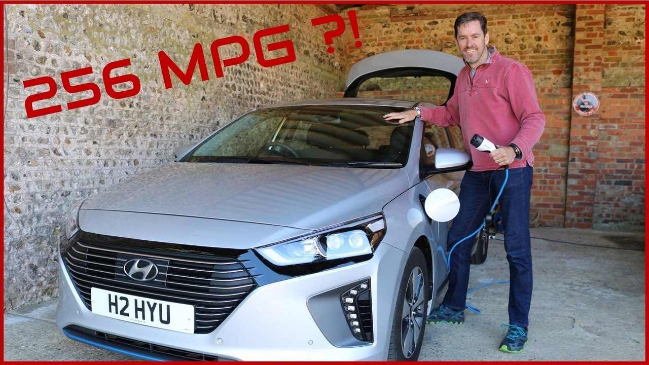 Living With The Hyundai Ioniq Phev Real World Mpg Test