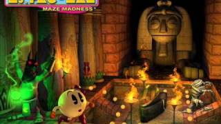 Ms. Pac-Man Maze Madness OST: Crystal Caves 2