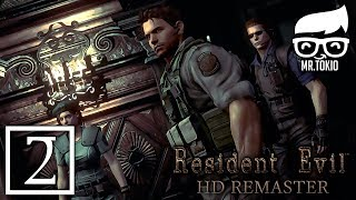 "#2 Resident Evil 1 HD Remaster [Hormal + Rus Sub] ► Проходим игры вселенной ""Resident Evil"""