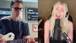"""Halfway There"" by Soundgarden Performed by Matt Cameron and Taylor Momsen"