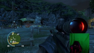 Ps4 far cry 3 the spy inflittrated informant