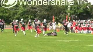 Sean Cooper GFL MVP 2010 Highlights