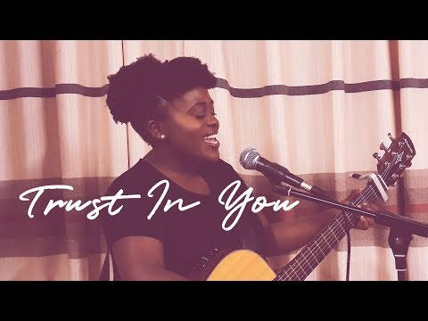 Trust In You | Anthony Brown & group therAPy | Sharon Tembo